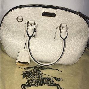 New Burberry purse/satchel